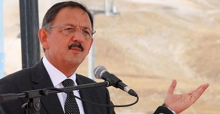 Çevre ve Şehircilik Bakanı Özhaseki darbe girişimi hakkında konuştu