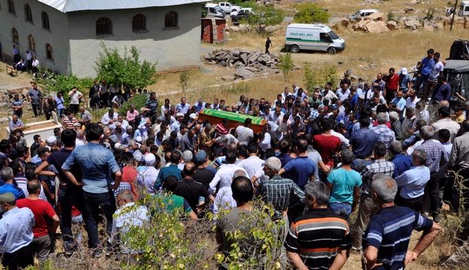 Çocuk öldüren PKK'lı teröristler: Ders olsun