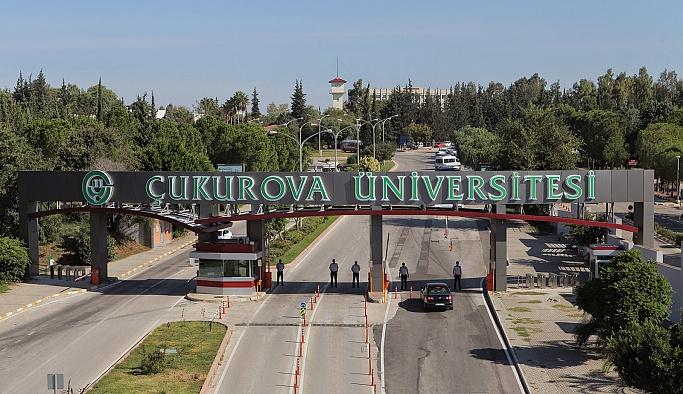 Çukurova Üniversitesi'nde arama yapılıyor