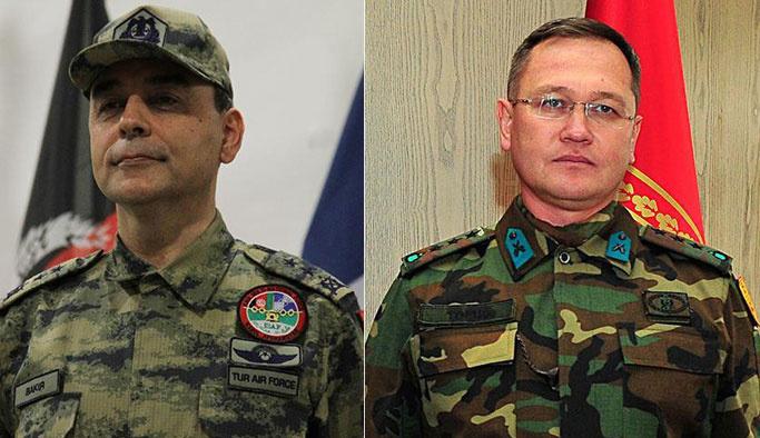 Darbe şüphelisi iki general Dubai'de yakalandı
