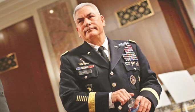 Darbeyi ABD'li komutan yönetti iddiası