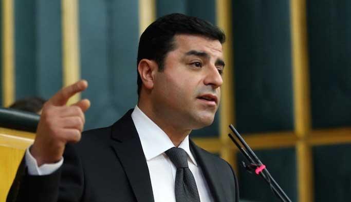 Demirtaş'tan skandal ifadeler: İşgalcisiniz...