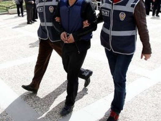 Devrek'te bir kişi tutuklandı.