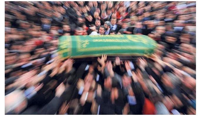Diyanet darbecilere cenaze hizmeti vermeyecek