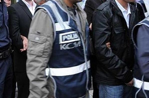 Dört iş adamı gözaltına alındı