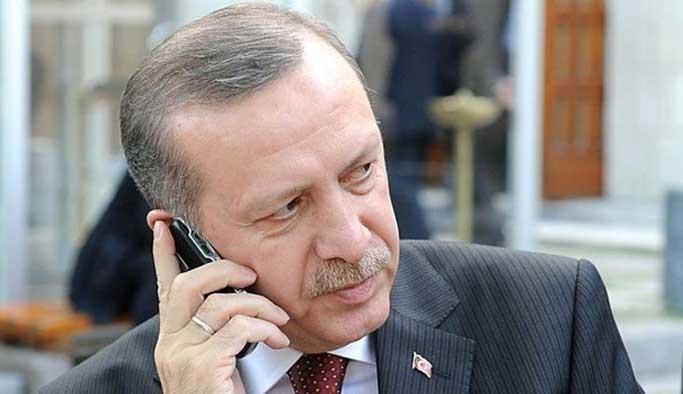 Dünya liderlerinden Erdoğan'a telefon