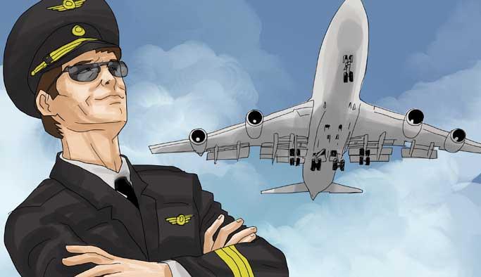 Dünyada yarım milyon pilota ihtiyaç var