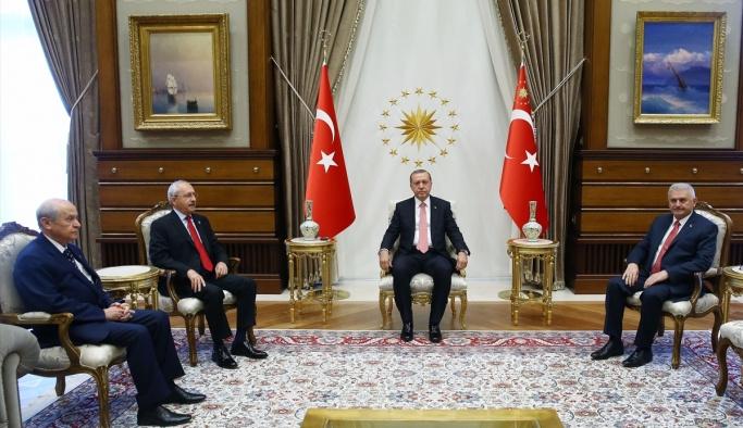 Erdoğan, muhalefete açtığı davalardan vazgeçiyor