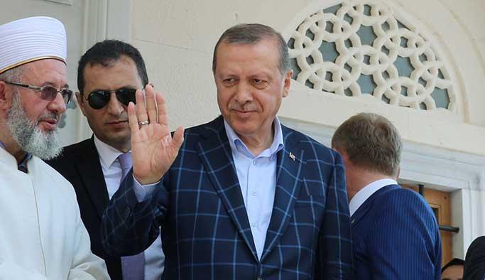 Erdoğan'dan İstanbul'daki yapılaşmalara eleştiri
