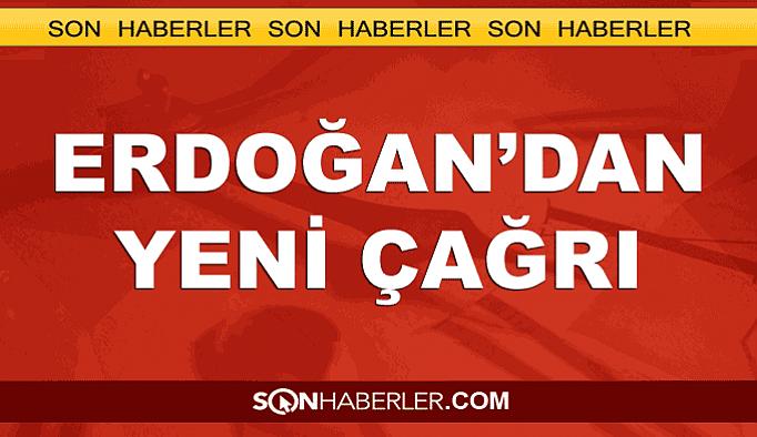 Erdoğan'dan yeni çağrı: Meydanlardan ayrılmayın