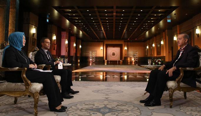 Erdoğan: Darbe gecesi 4 ayrı planımız vardı