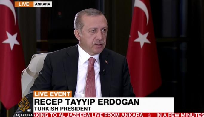 Erdoğan: Darbeyi eniştemden öğrendim