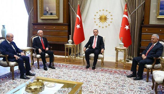 Erdoğan, Kılıçdaroğlu ve Bahçeli'ye teşekkür etti