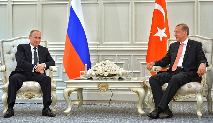 Erdoğan-Putin görüşmesi ay sonunda