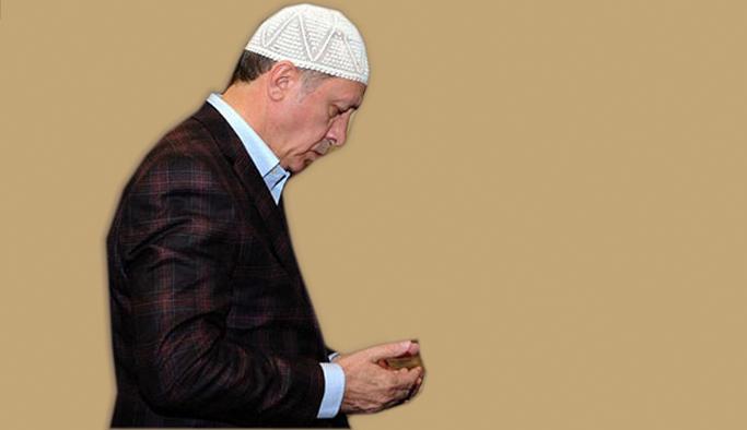 Erdoğan sefer namazını kılarak yola çıkmış