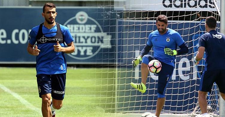 Fenerbahçe'de Monaco Maçının Hazırıkları Sürüyor