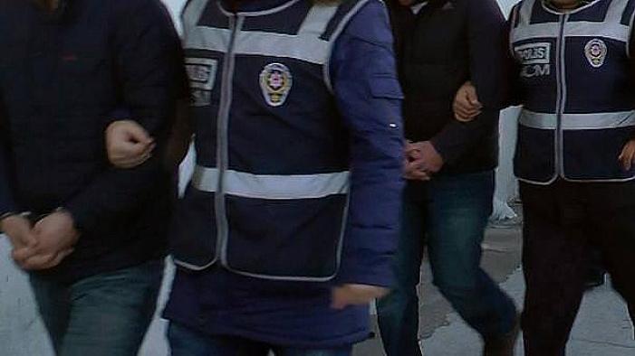FETÖ üyesi 5 kişi tutuklandı