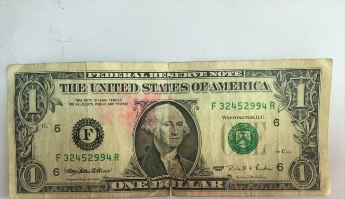 1 dolarlık bankotların sırrı