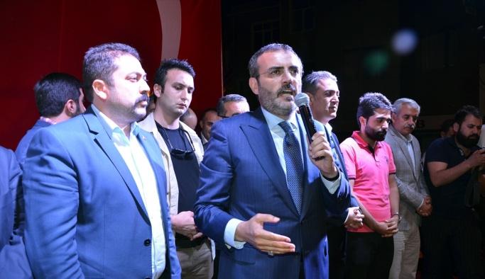 Eski Kültür ve Turizm Bakanı Ünal darbe girişimi hakkında konuştu