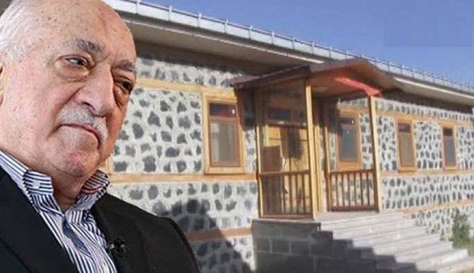Fetullah Gülen'in doğduğu ev 'tuvalet' yapılacak