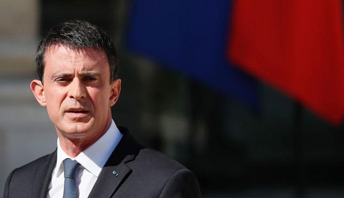 Fransa Başbakanı: Terörle yaşamak zorundayız