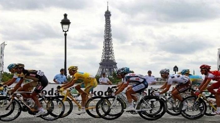 Fransa da Bisiklet Turu