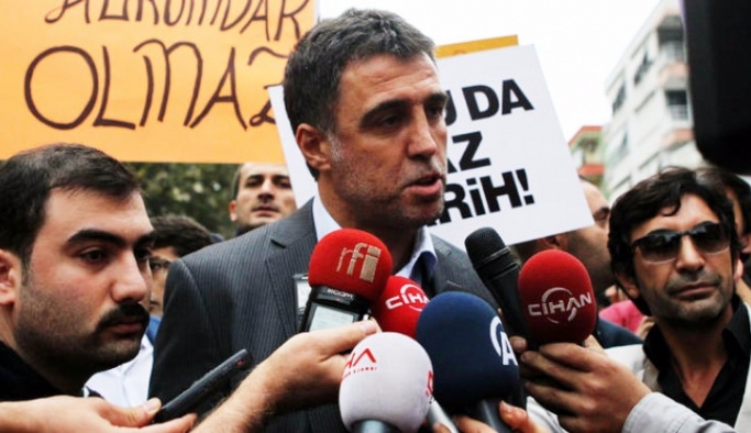 Galatasaray'dan Hakan Şükür ile ilgili açıklama