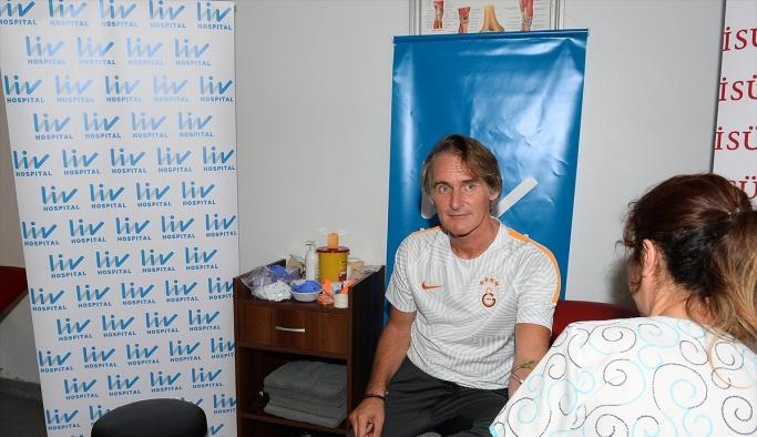 Galatasaray, yeni sezon hazırlıklarına başladı