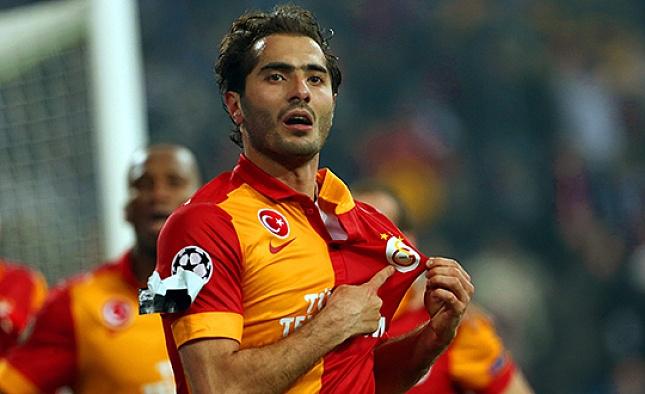 Galatasaraylı futbolcu Hamit Altıntop: Kendimi yeni hissediyorum