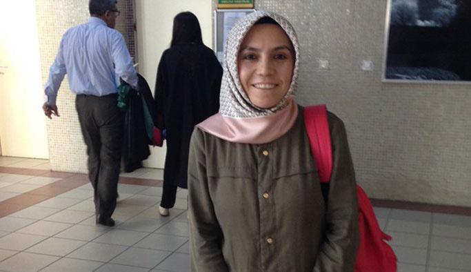Gazeteci Hanım Büşra Erdal da yakalandı