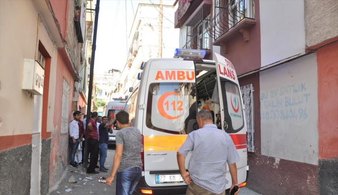 Gaziantep'te bıçaklı kavga: 7 yaralı