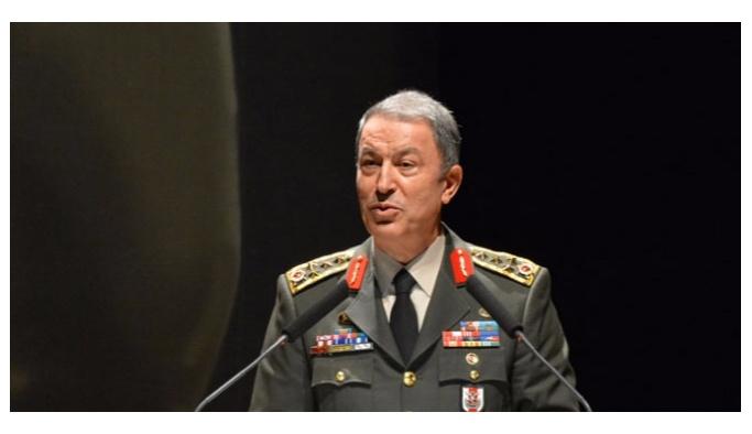 Genel Kurmay Başkanı kurtarıldı