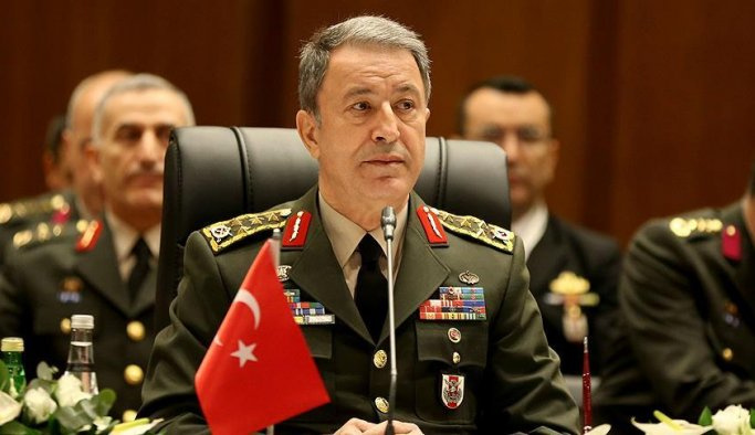 Genelkurmay Başkanı Akar görevinin başında