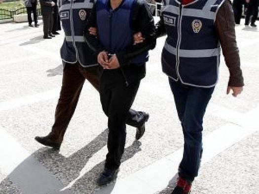 Giresun'da 9 öğretmen gözaltına alındı