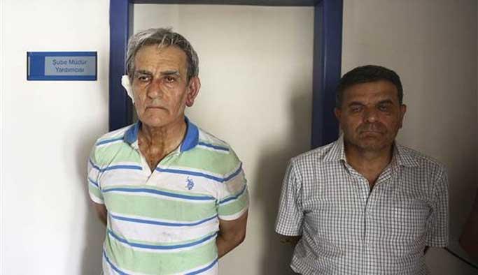 Gözaltındaki 'Bir Numara'dan ilk görüntü