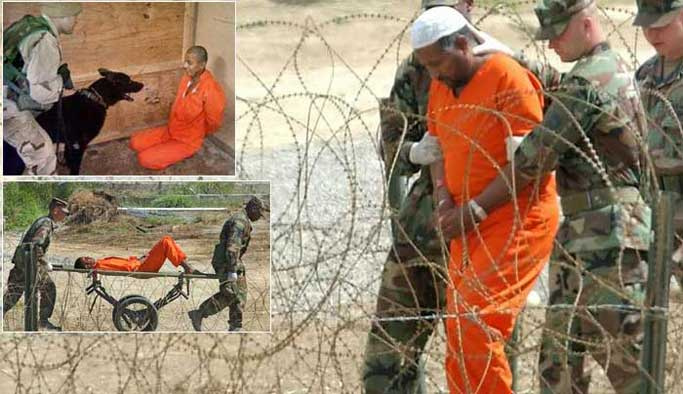 Guantanamo'daki iki mahkum Sırbistan'a gönderildi