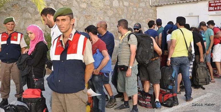 Güvenlik güçleri bin 812 kaçak yakaladı