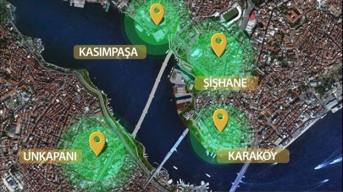 Haliç-Unkapanı Karayolu tüneli yapımı başlıyor