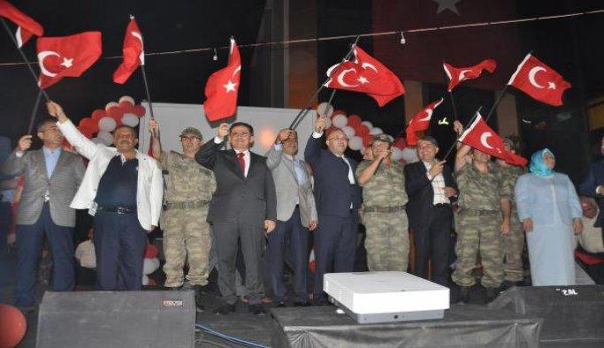 'Hatay Milli Birlik ve Kardeşlik Buluşması' gerçekleştirildi