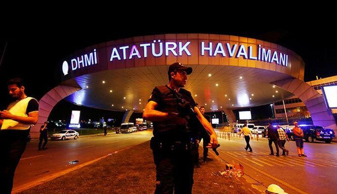 Havalimanı saldırısında 7 tutuklama daha