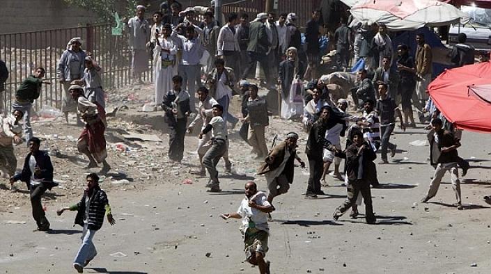 HDG ile Husiler arasında çatışma 24 kişi öldü