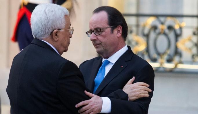 Hollande - Abbas görüşmesi