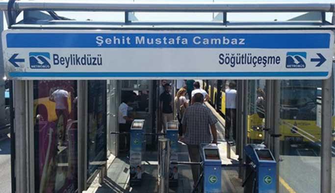 İETT'den Şehit Mustafa Cambaz'a vefa