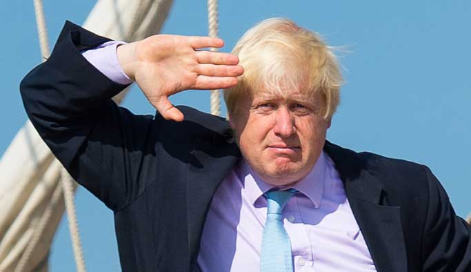 İngiltere'nin Donald Trump'ı Dışişleri Bakanı oldu