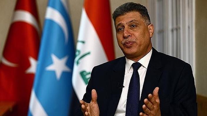 Irak Türkmen Cephesi Başkanı Salihi'den ziyaret