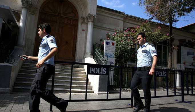 IŞİD'den Fransız temsilciliklerine saldırı planı