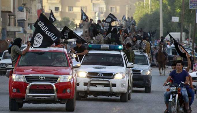 IŞİD ile Nakşibendi Ordusu arasında çatışma