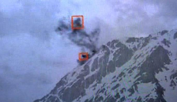 IŞİD ve PKK hedeflerine hava harekatı