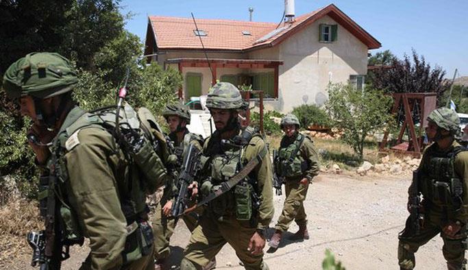 İsrail askerleri Filistinli bir kadını vurdu