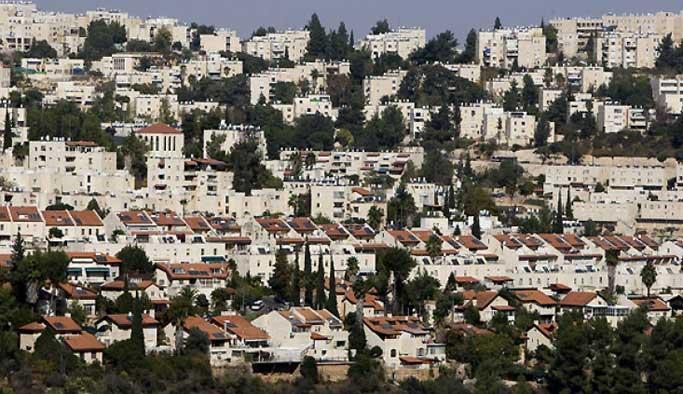 İsrail'den 90 konutluk yeni işgal planına onay
